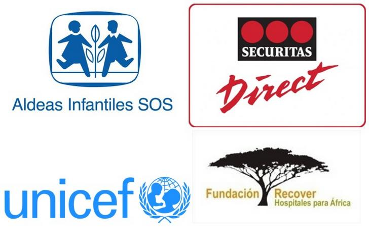 Securitas direct colabora con aldeas infantiles sos y unicef - Oficinas securitas direct ...