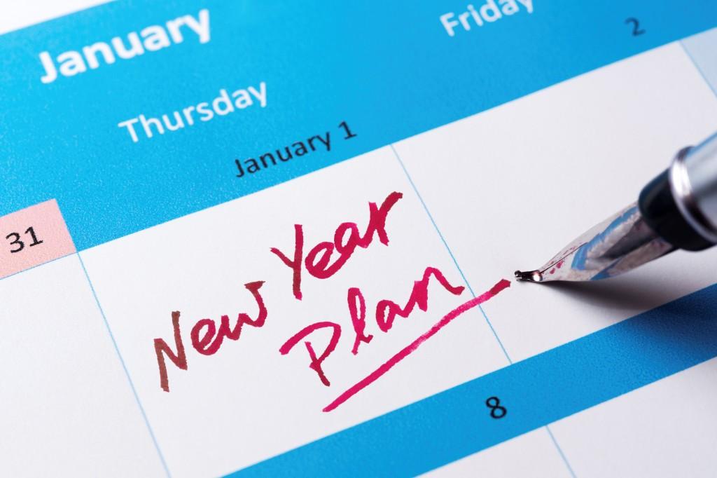 Plan año nuevo